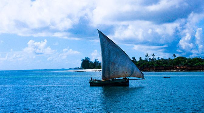 East African Dhow Ride