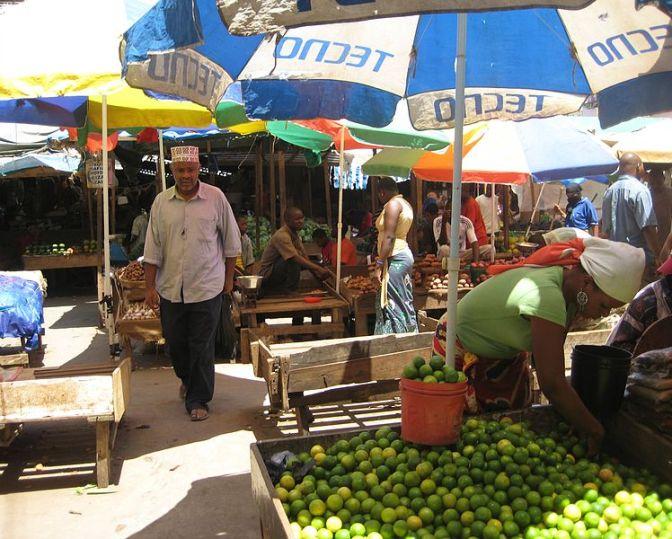 Tanzania's Fresh Food