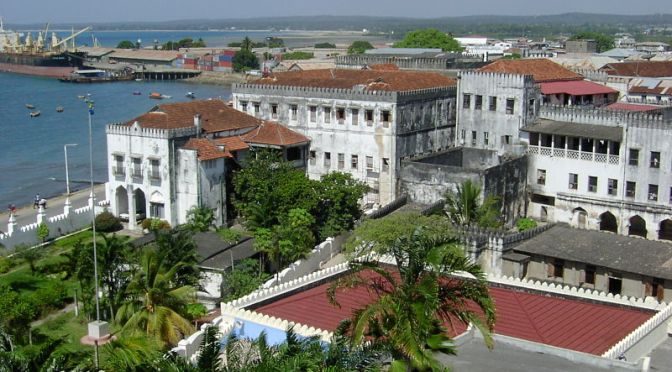 Zanzibar's Cloud of Mystery