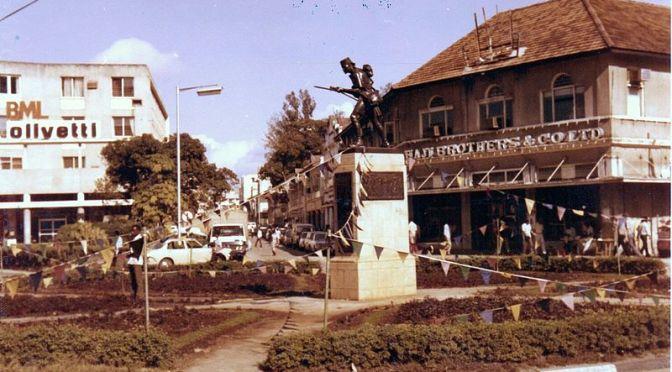 Dar es Salaam's Watchman