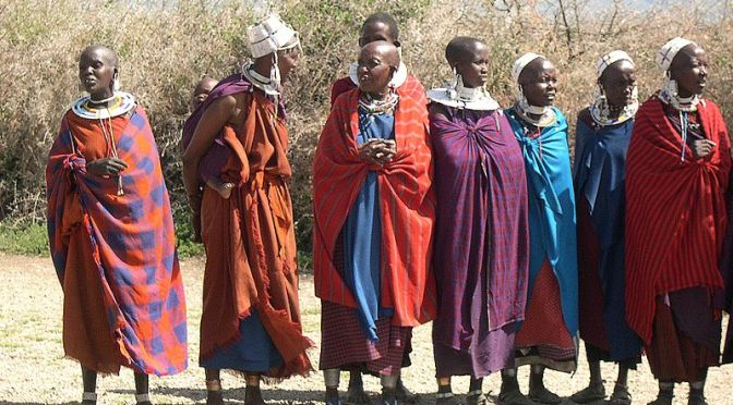 Masai Marvel