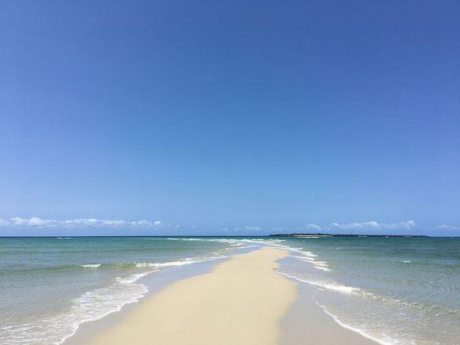 A Dar es Salaam Tranquil Beach