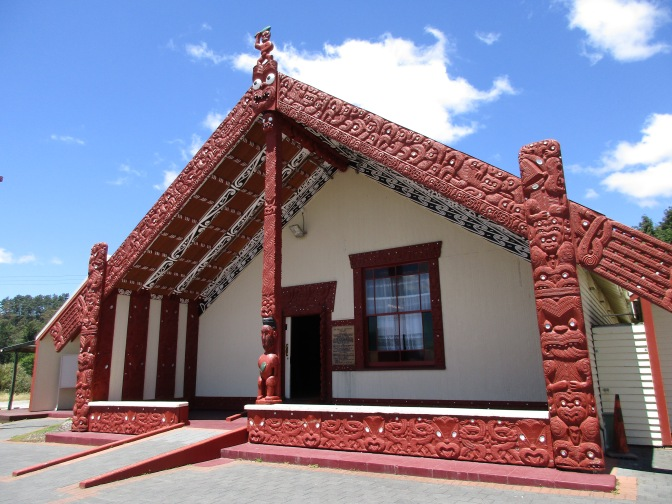 Maori Meeting Houses