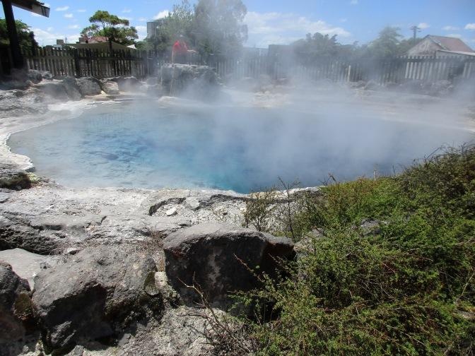 Whakarewarewa's Geothermal Uses