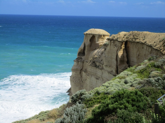 The Great Ocean Road to Port Campbell