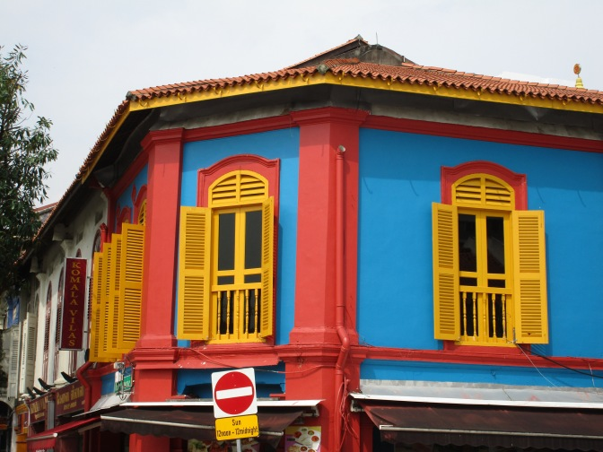 Return to Little India