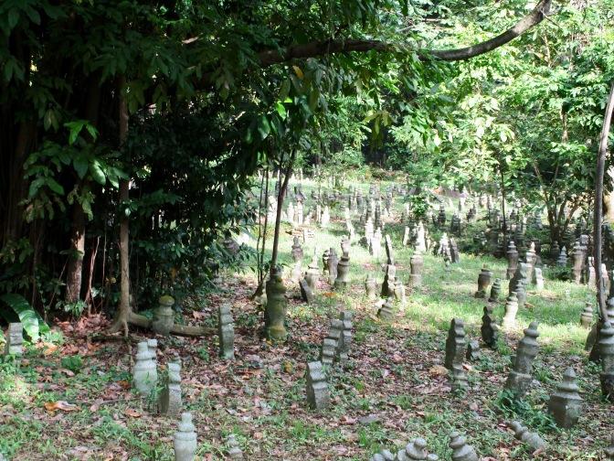 Singapore Cemeteries