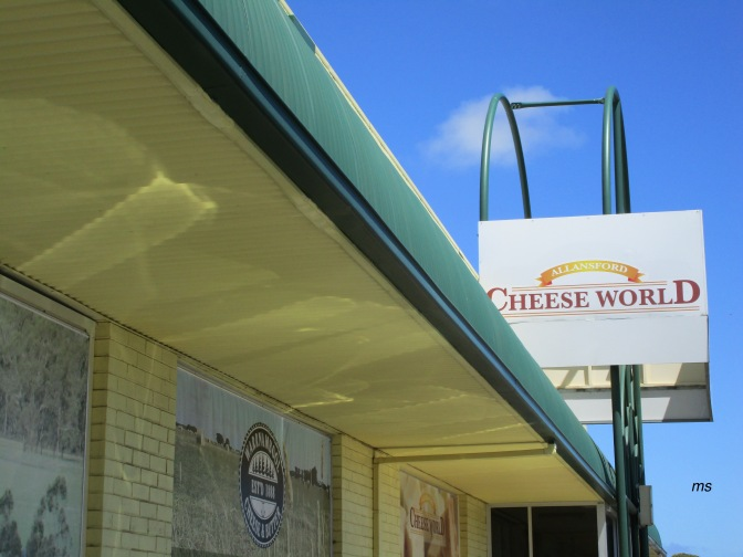 Cheese World