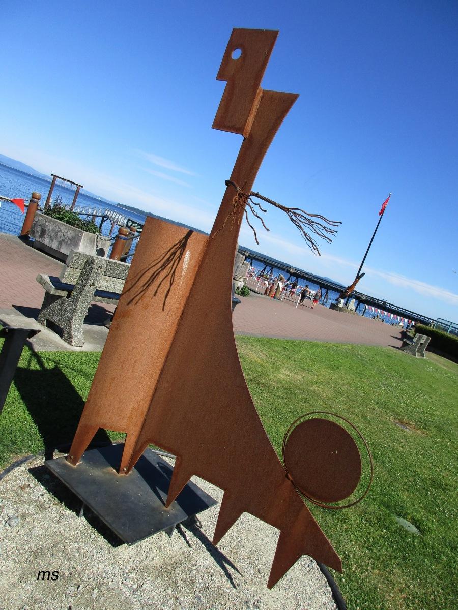 Sidney Street Sculpture