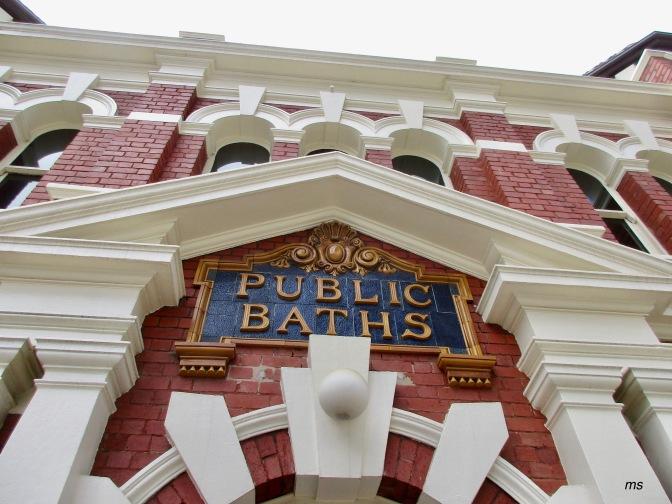 Melbourne Public Baths