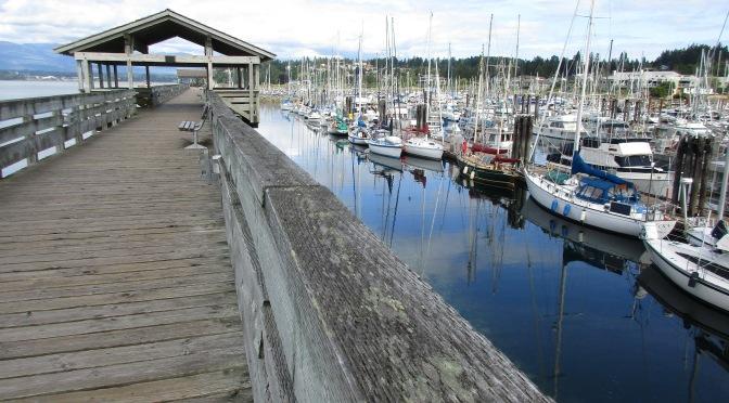 Comox  Harbour