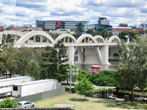 William Jolly Bridge, Brisbane