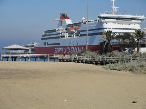 Port Melbourne Beach