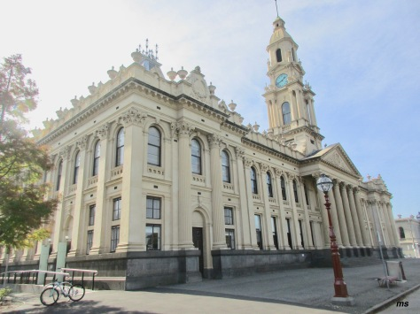 Emerald Hill City Hall
