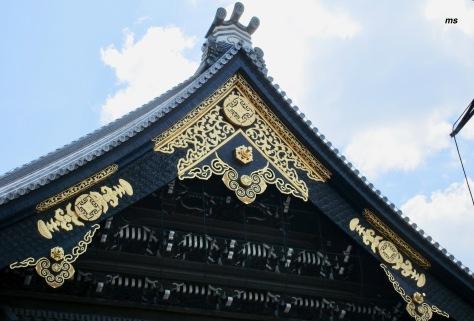 Amida-do, Higashi Honganji, Kyoto