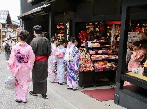 Ninen zaka, Kyoto