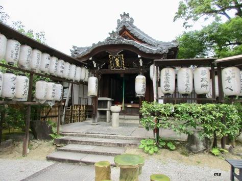 Sub-shrine, Kyoto