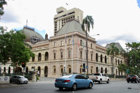 Parliament House, Brisbane