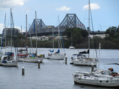 Storey Bridge, Brisbane