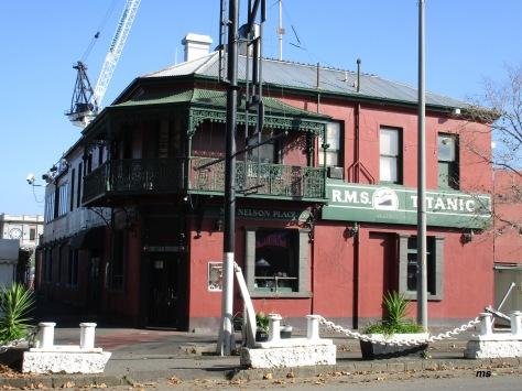 Titanic Hotel, Williamstown