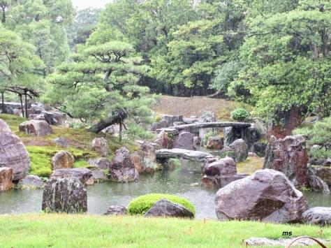 Ninomaru garden, Jijo-jo Castle, Kyoto