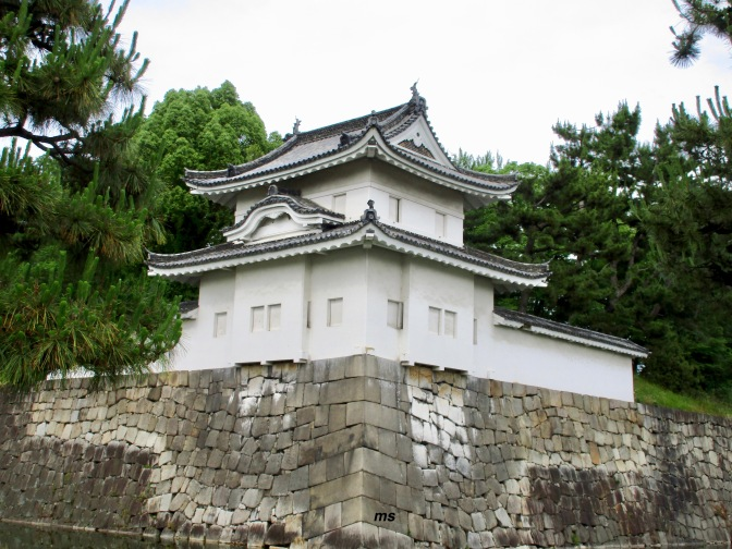 Kyoto's Ninomaru-goten Palace