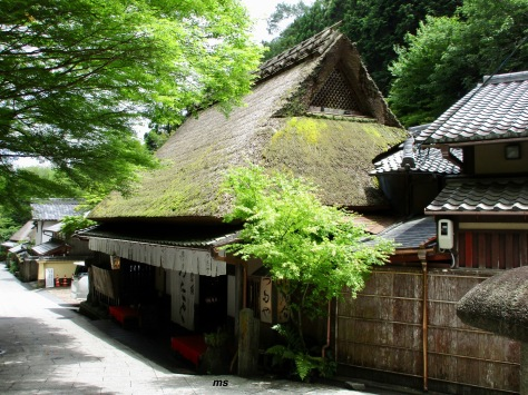 Preserved house, Arishiyama