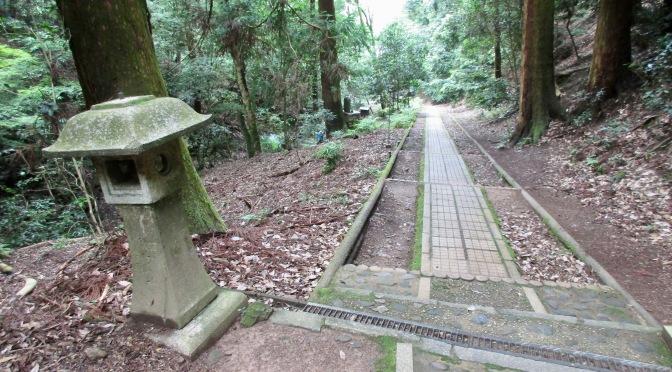 Beyond Nanzen-ji's temple