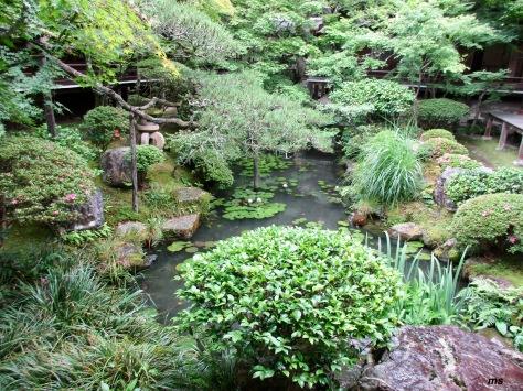 Eikando Temple gardens, Kyoto