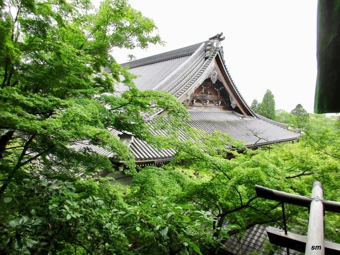 Kyoto's Eikando Temple
