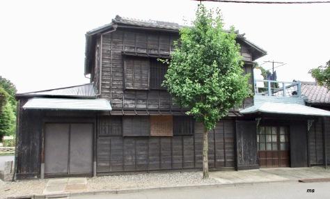 Old style house, Yanaka