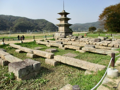 Gameunsaji Temple site, Gyeongju