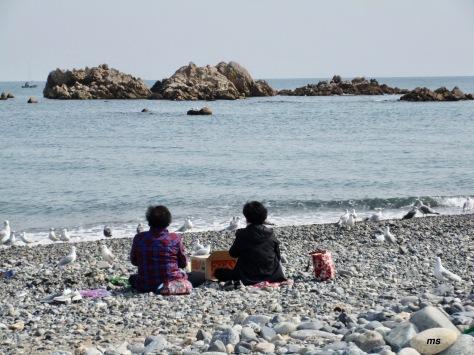 Bonggildaewangam Beach, Gyeongju