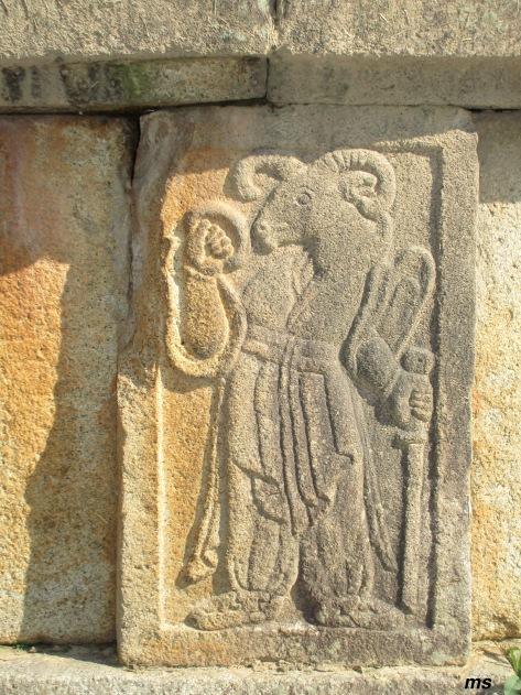 Oriental zodiac sign, Kim Yu-sin tomb