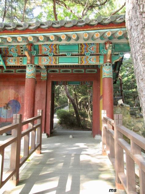 Heungmumun gate to General Kim Yu-sin, Gyeongju