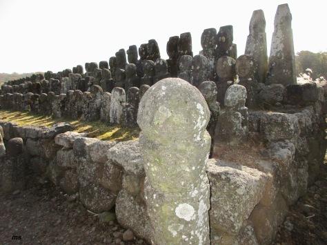 Children's tombstones, Jeju Stone Park
