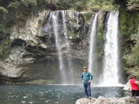 Cheongjiyeon Falls, Seogwipo