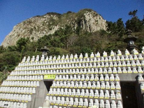 Sanbangsan Bomunsa Temple, Jeju