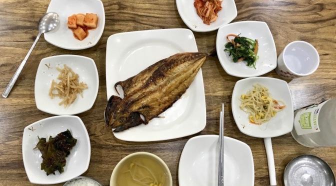 A taste for Jeju