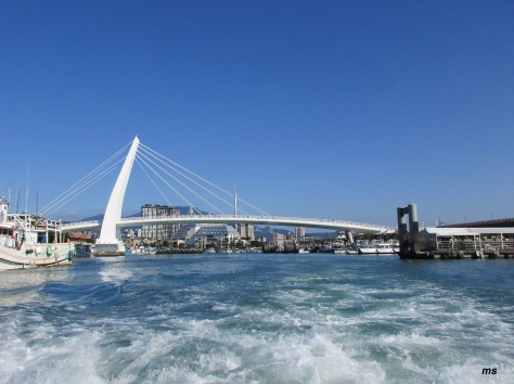 Lover's Bridge, Fisherman's Whart, Long Beach, Tamsui