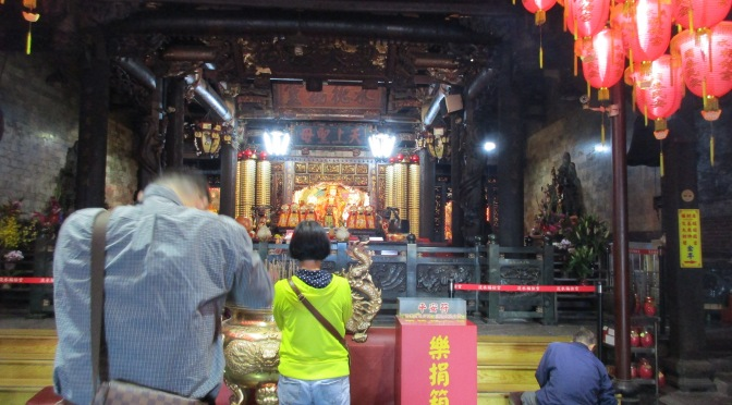 Taiwan's oldest temple