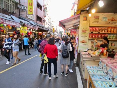 Zhongshan N Road, Tamsui