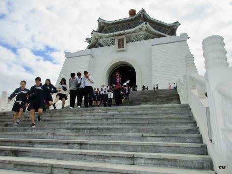 Chaing Kai-Shek Memorial Hall, Taipei