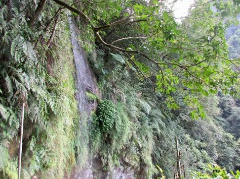 Yinhe Cave Waterfall