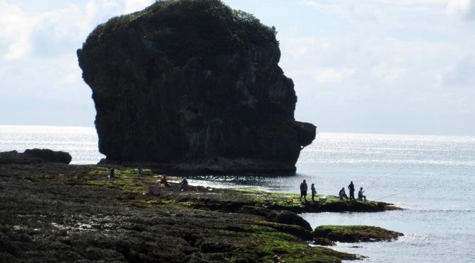 Chuanfan's Sail rock