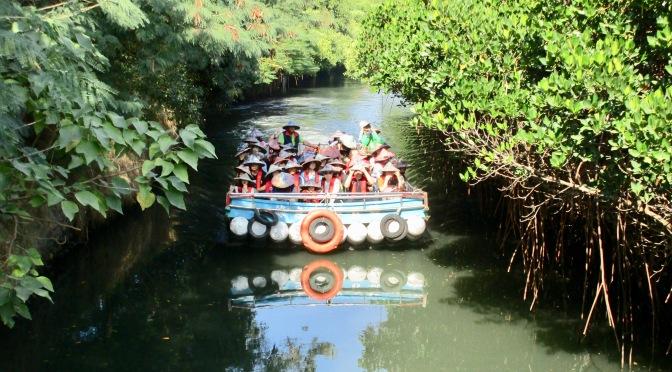 taijiang national park's sicao green tunnel