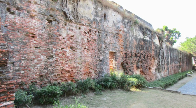 Zeelandia fort (later anping fort)