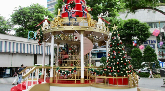 singapore's orchard road