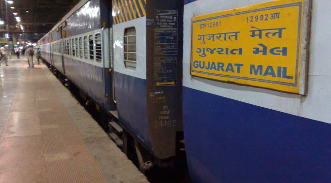 the pace of indian trains