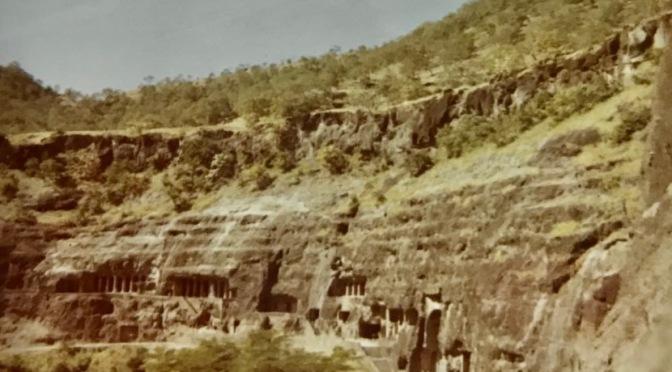 Ellora and ajanta caves